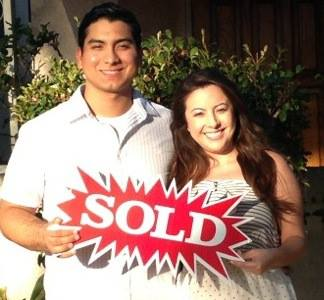 First Time Home Buyers Los Angeles County - Serpas Family