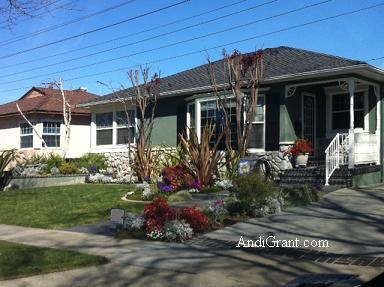 Lakewood CA Home with Curb Appeal